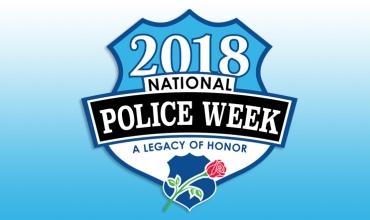 National Police Week – 2018