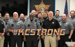 SCFOP12 President KC Canterbury Needs Us to Be #KCStrong