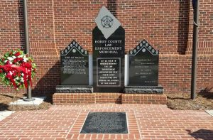 Horry County Law Enforcement Memorial
